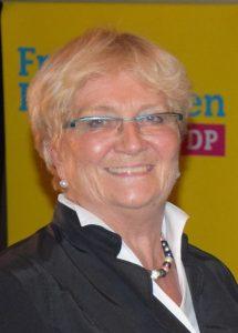 Karin Gillardon, FDP/Bürgerliste