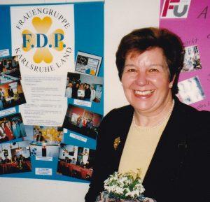 Ellen Kleiber (FDP).